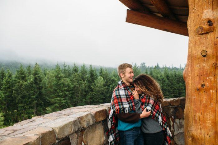 2 Woodland Washington Engagement Session Katie Day Photos Via Mountainsidebride Com