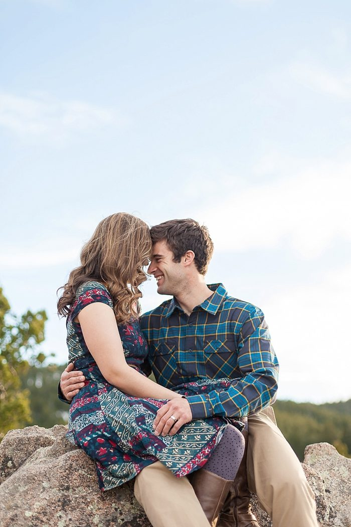 13 Boulder Colorado Winter Engagement Bergreen Photography Via Mountainsidebride Com