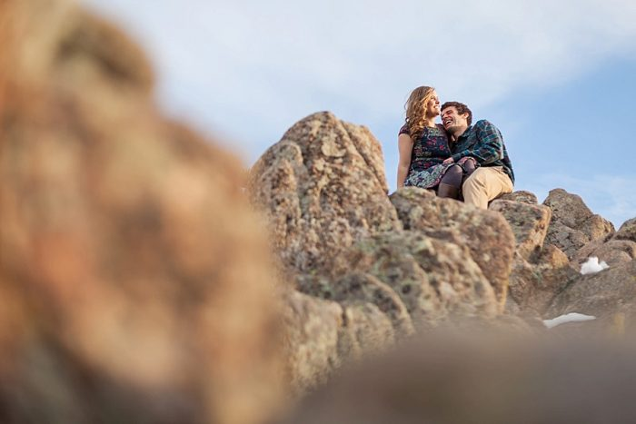 14 Boulder Colorado Winter Engagement Bergreen Photography Via Mountainsidebride Com