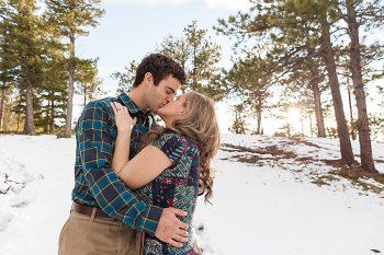 3 Boulder Colorado Winter Engagement Bergreen Photography Via Mountainsidebride Com