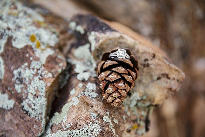 1 Colorado Winter Engagement KB Digital Designs | MountainsideBride.com