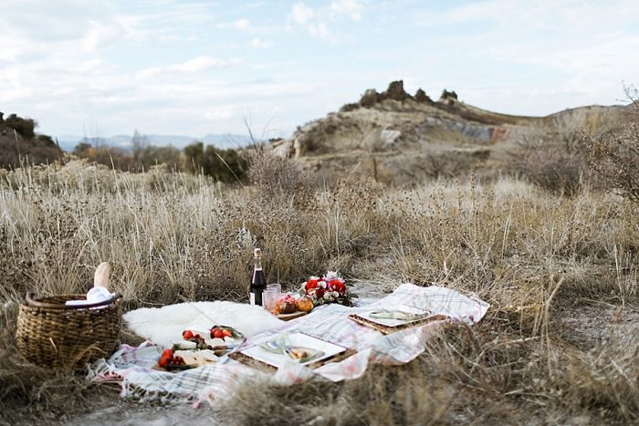 20 Valentines Engagement Loveland CO | Sarah Porter Photography | Via MountainsideBride.com