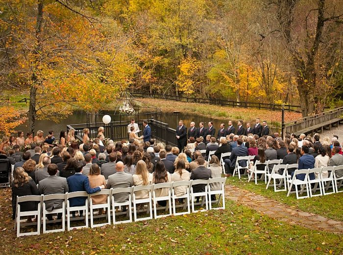21 Chanteclaire Farm Mike B Photography | Via MountainsideBride.com