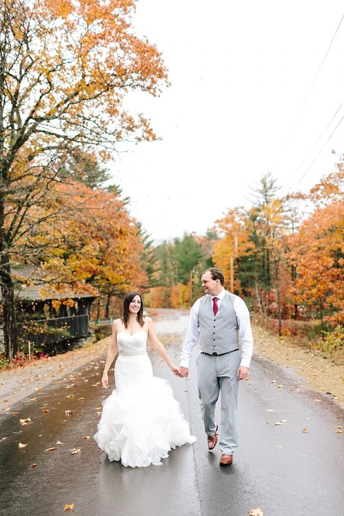 24 Portraits | Vermont Fall Wedding | Lex Nelson Photography | Via MountainsideBride.com