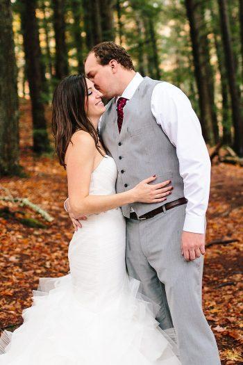 25 Portraits | Vermont Fall Wedding | Lex Nelson Photography | Via MountainsideBride.com