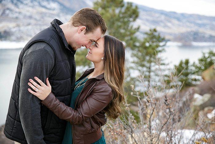 3 Colorado Winter Engagement KB Digital Designs | MountainsideBride.com