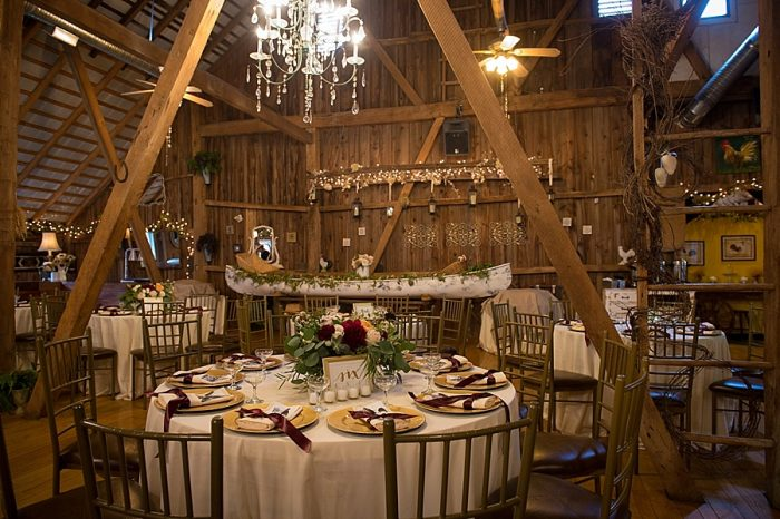 31 Chanteclaire Farm Mike B Photography | Via MountainsideBride.com