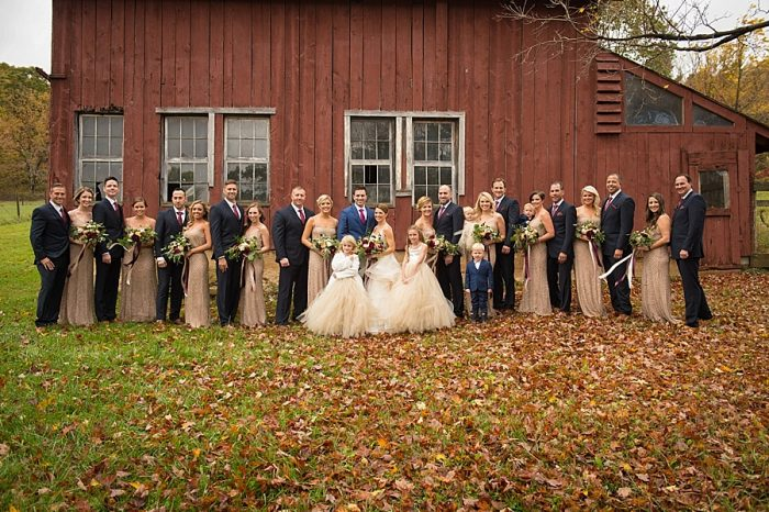 7 Chanteclaire Farm Mike B Photography | Via MountainsideBride.com