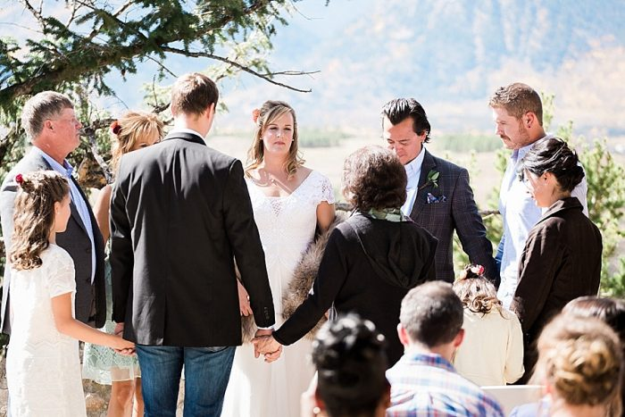 7 Vintage Breckenridge Wedding | Shebli Nikkole Photography | Via MountainsideBride