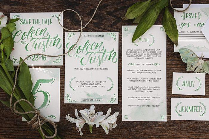 1 Autumn Harvest Wedding Inspiration | Carolyn Marie Photography | Via MountainsideBride.com