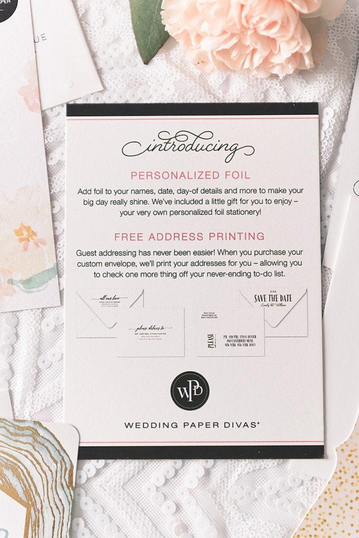 1 Wedding Paper Divas Sample Kits (21)