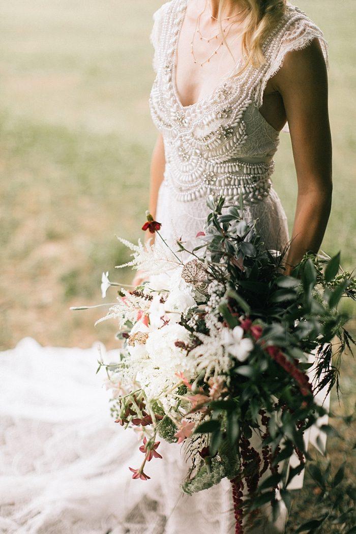 10 Autumn Harvest Wedding Inspiration | Carolyn Marie Photography | Via MountainsideBride.com