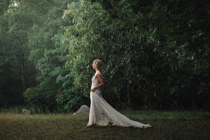 11 Autumn Harvest Wedding Inspiration | Carolyn Marie Photography | Via MountainsideBride.com