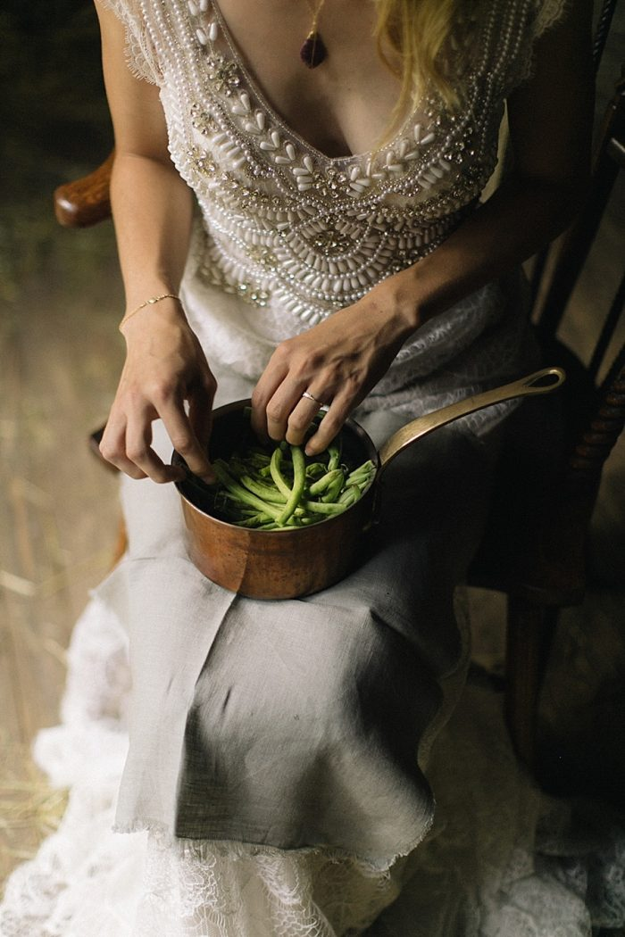 12 Autumn Harvest Wedding Inspiration | Carolyn Marie Photography | Via MountainsideBride.com