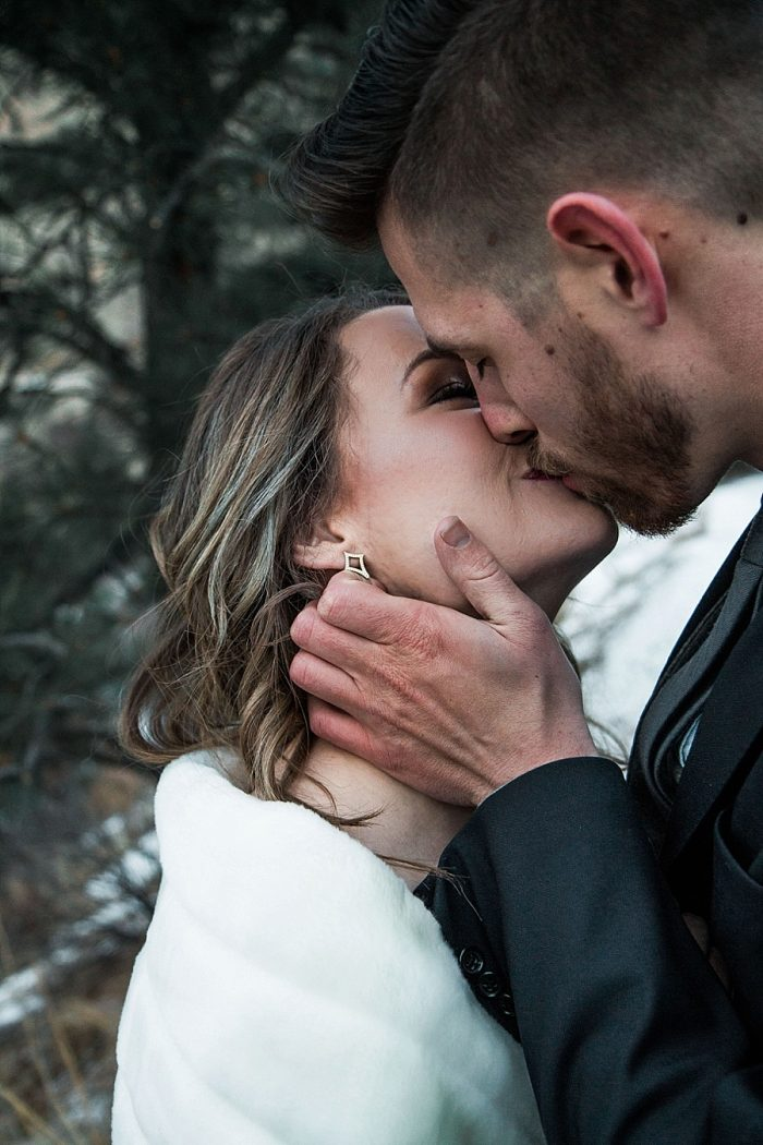 12 LookOut Mountain Colorado Bridal Shoot | Kyle Loves Tori Photography | Via MountainsideBride.com