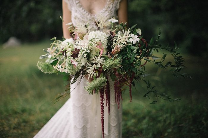 16 Autumn Harvest Wedding Inspiration | Carolyn Marie Photography | Via MountainsideBride.com