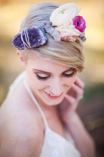 16 Colorado Same Sex Boho Wedding Inspiration   Katie Keighin Photography  via MountainsideBride.com