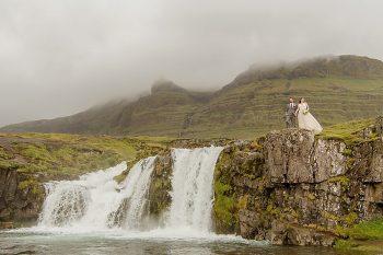 16 Icelanic Elopment   Photos By Miss Ann   Via MountainsideBride