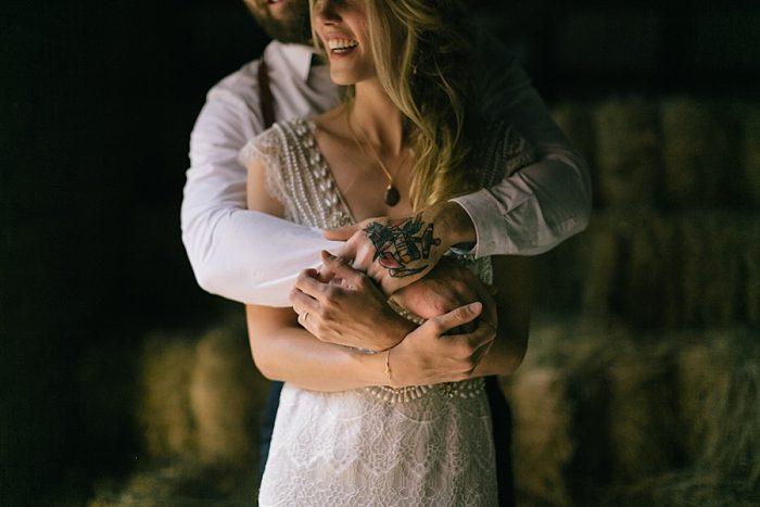 17 Autumn Harvest Wedding Inspiration | Carolyn Marie Photography | Via MountainsideBride.com