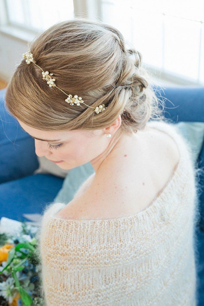 18 Vermont Winter Wedding Inspiration | Amy Donohue Photography | Via MountainsideBride.com