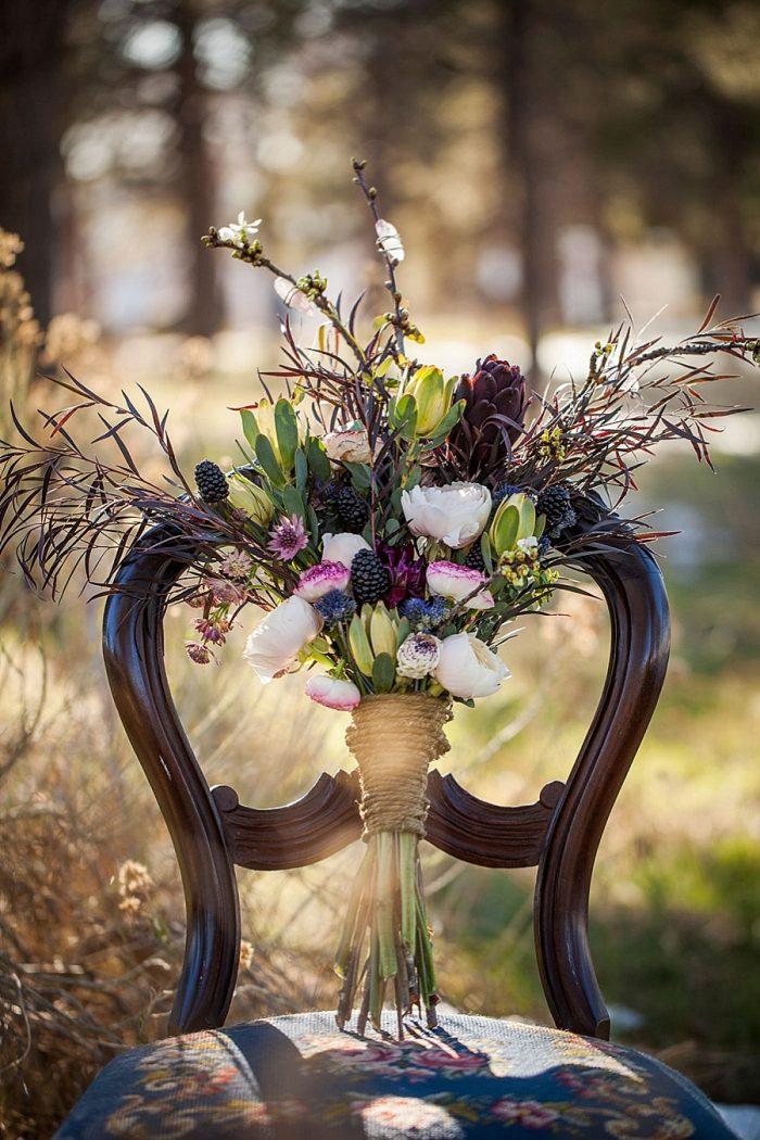 19 Colorado Same Sex Boho Wedding Inspiration   Katie Keighin Photography  via MountainsideBride.com