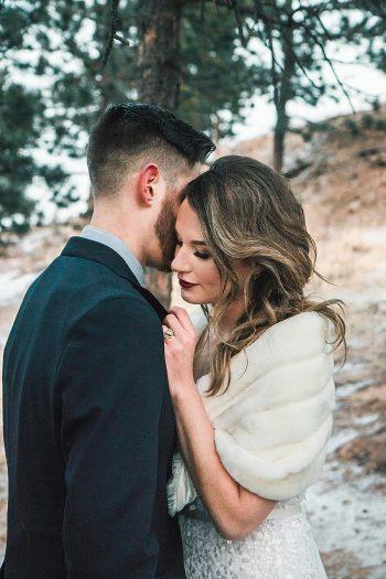 19 LookOut Mountain Colorado Bridal Shoot   Kyle Loves Tori Photography   Via MountainsideBride.com