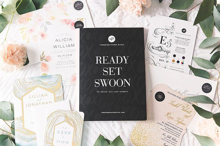 2 Wedding Paper Divas Sample Kits (19)