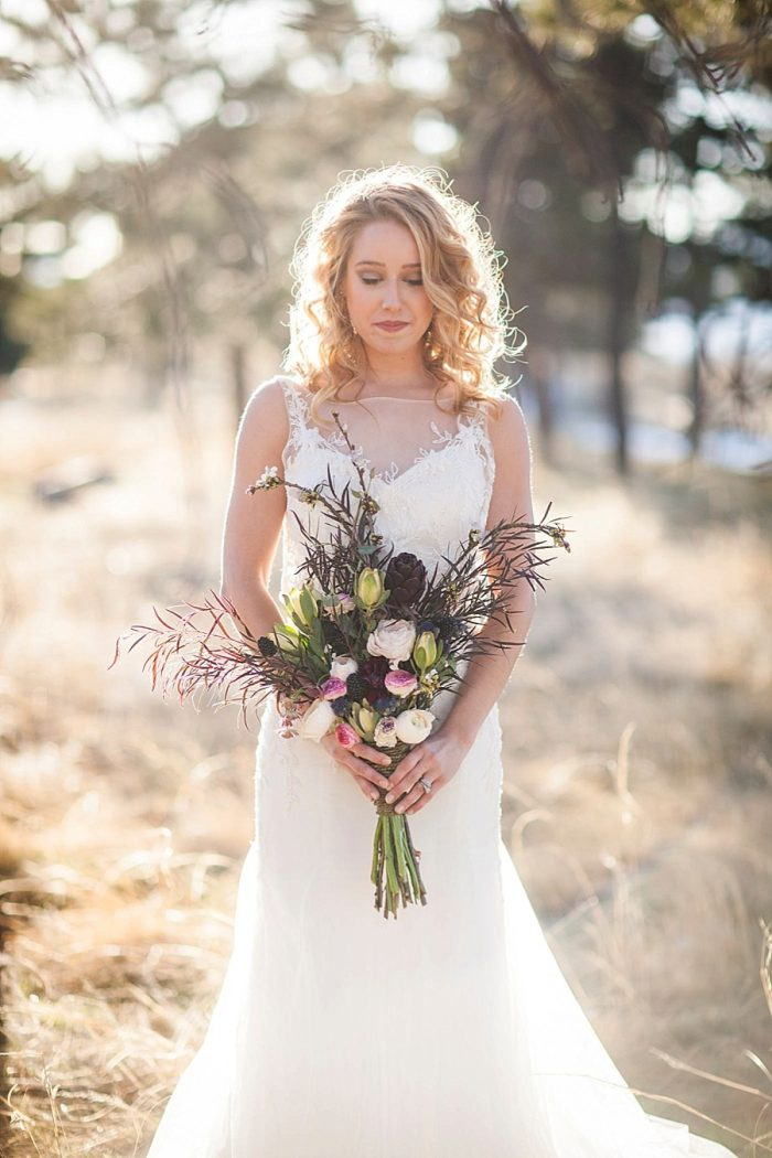 22 Colorado Same Sex Boho Wedding Inspiration | Katie Keighin Photography |via MountainsideBride.com