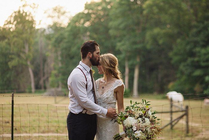 25 Autumn Harvest Wedding Inspiration | Carolyn Marie Photography | Via MountainsideBride.com