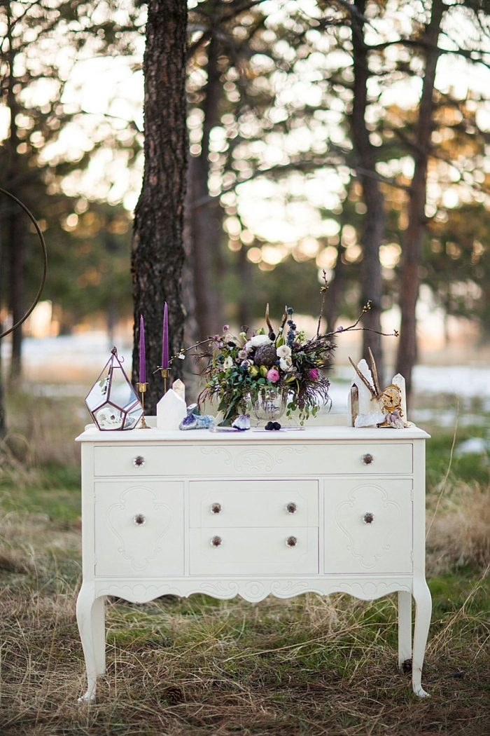 26 Colorado Same Sex Boho Wedding Inspiration | Katie Keighin Photography |via MountainsideBride.com