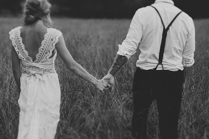 28 Autumn Harvest Wedding Inspiration | Carolyn Marie Photography | Via MountainsideBride.com
