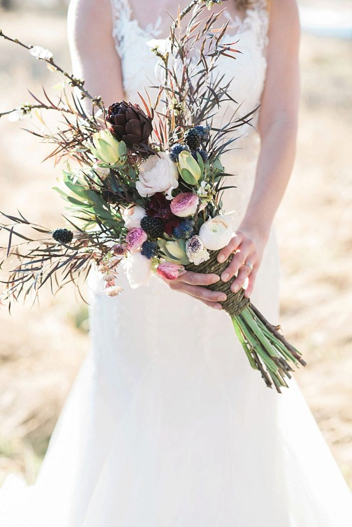 29 Colorado Same Sex Boho Wedding Inspiration | Katie Keighin Photography |via MountainsideBride.com