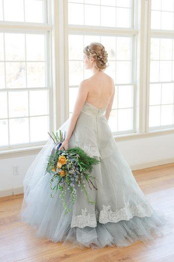 31 Vermont Winter Wedding Inspiration   Amy Donohue Photography   Via MountainsideBride.com