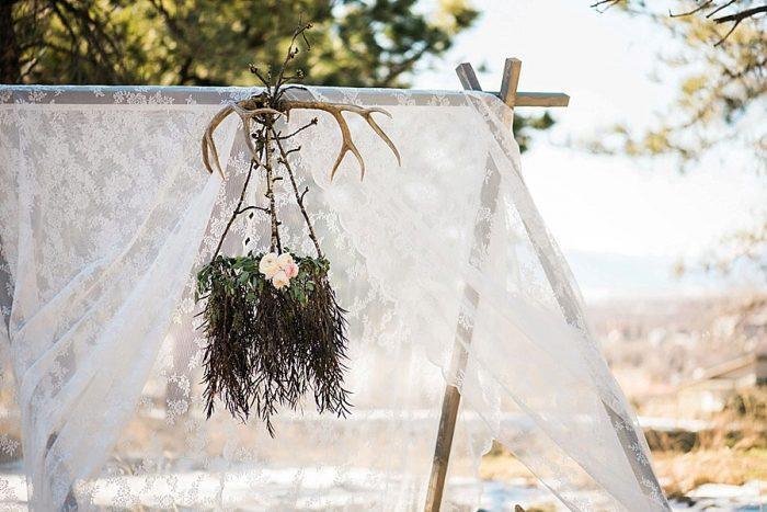 34 Colorado Same Sex Boho Wedding Inspiration | Katie Keighin Photography |via MountainsideBride.com