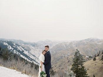4 LookOut Mountain Colorado Bridal Shoot   Kyle Loves Tori Photography   Via MountainsideBride.com