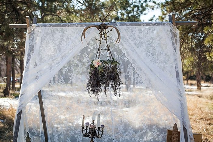 5 Colorado Same Sex Boho Wedding Inspiration   Katie Keighin Photography  via MountainsideBride.com