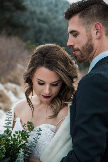 5 LookOut Mountain Colorado Bridal Shoot   Kyle Loves Tori Photography   Via MountainsideBride.com