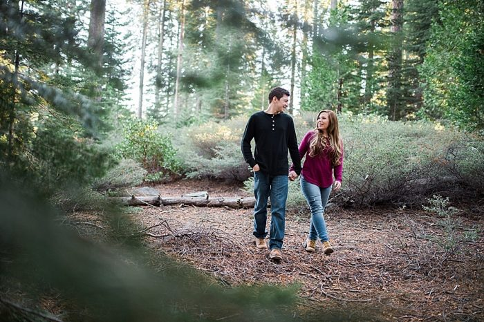 6 Ice House Reservoir Lake | Jennifer LouriePhotography | Via MountainsideBride.com