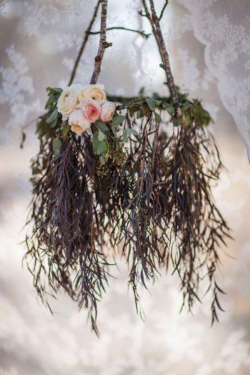 8 Colorado Same Sex Boho Wedding Inspiration   Katie Keighin Photography  via MountainsideBride.com