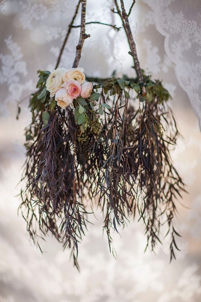 8 Colorado Same Sex Boho Wedding Inspiration | Katie Keighin Photography |via MountainsideBride.com