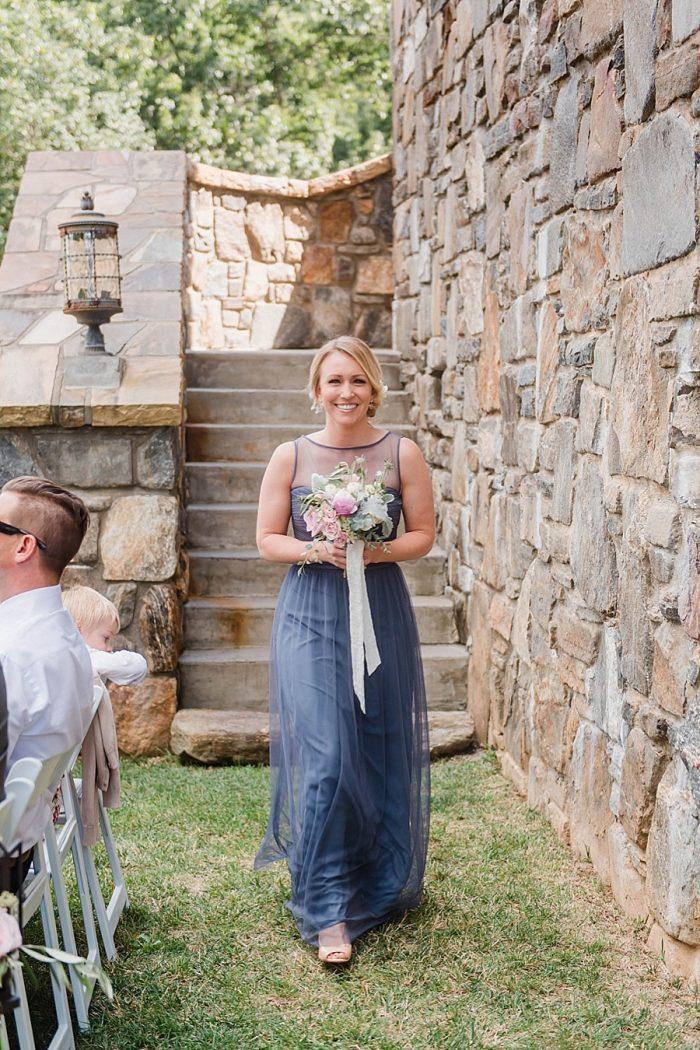 10 Bridesmaid 1 Sunshower Photography Via MountainsideBride.com