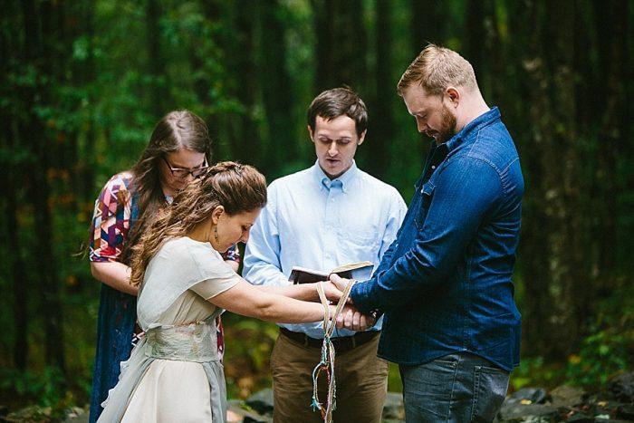 10 Simple Elk Knob Wedding North Carolina Rachael McIntosh Photography Via MountainsideBride