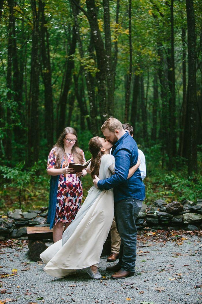 11 Simple Elk Knob Wedding North Carolina Rachael McIntosh Photography Via MountainsideBride