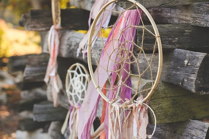 14 Dream Catcher | Blue Ridge Mountain Fol Inspration | Jordan Brannock Photography | Via MountainsideBride.com
