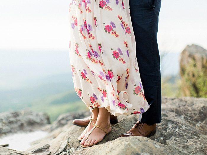 14 Windswept Editorial Shenandoah National Park | Molly Lichten | MountainsideBride.com