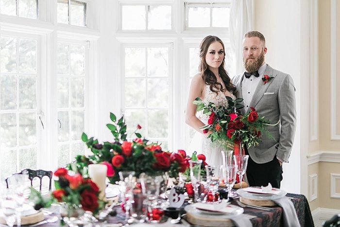 Canada 150 Canadiana Wedding Editorial Shoot