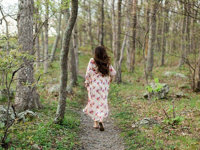 16 Windswept Editorial Shenandoah National Park | Molly Lichten | MountainsideBride.com