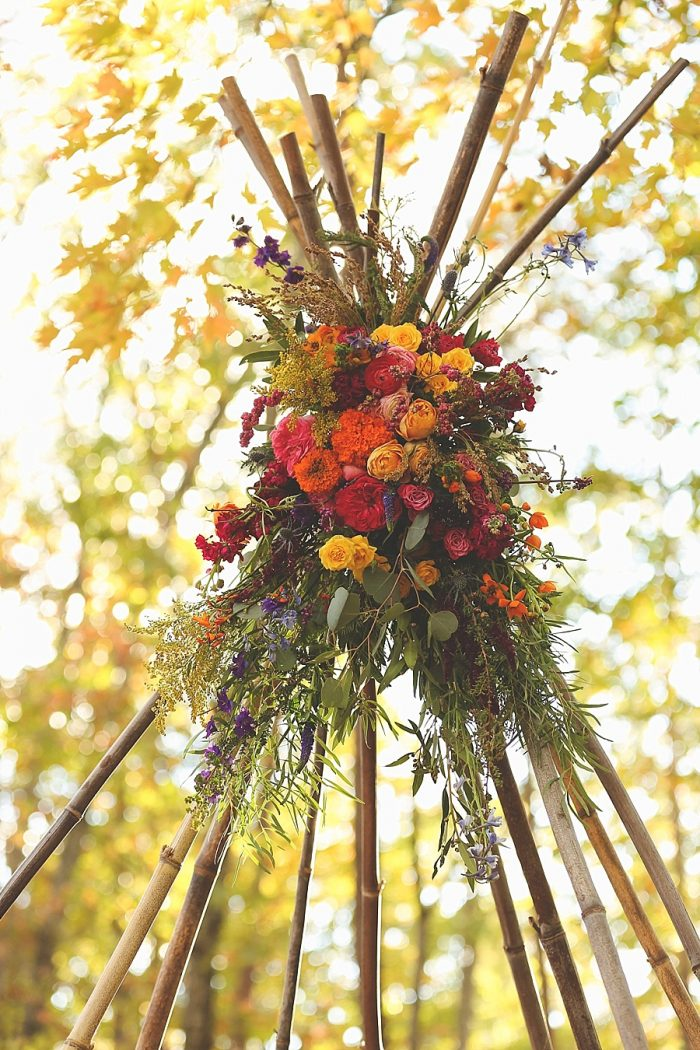 18 Blue Ridge Mountain Fol Inspration | Jordan Brannock Photography | Via MountainsideBride.com