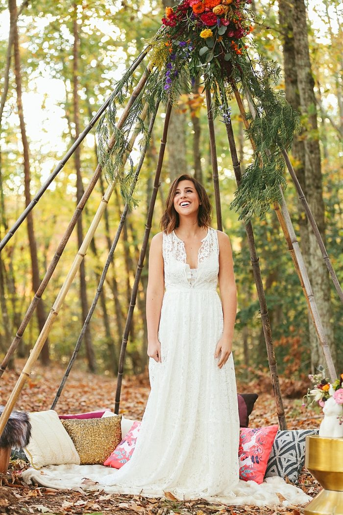 20 Blue Ridge Mountain Fol Inspration | Jordan Brannock Photography | Via MountainsideBride.com