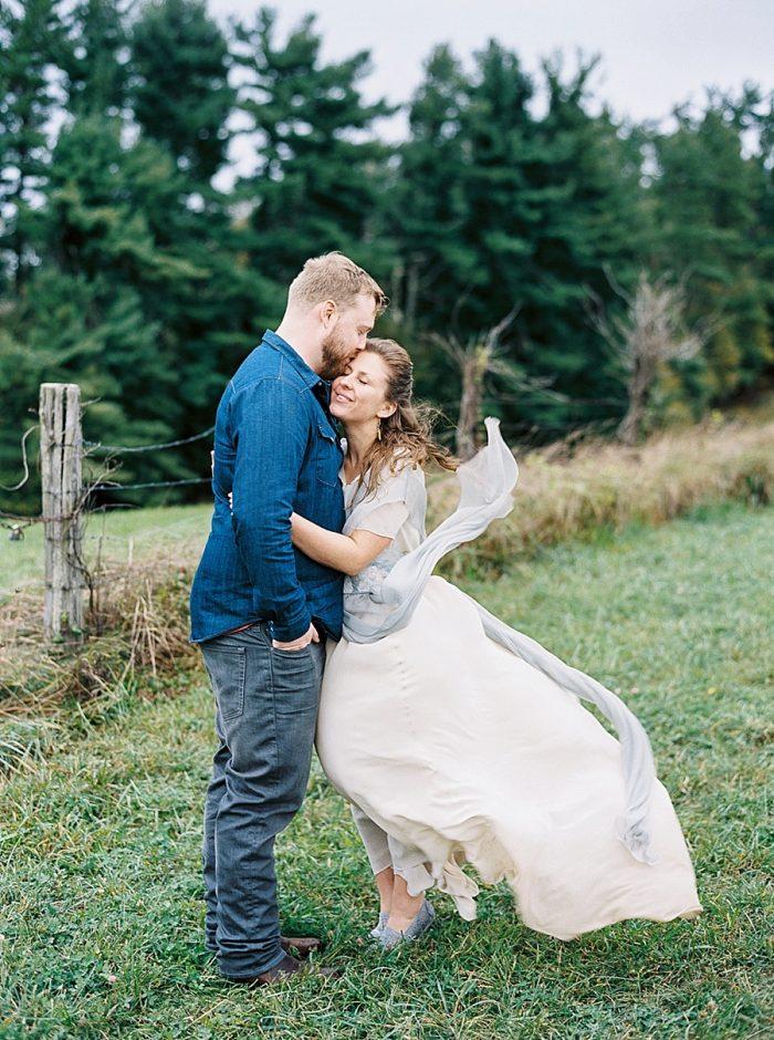 20 Simple Elk Knob Wedding North Carolina Rachael McIntosh Photography Via MountainsideBride